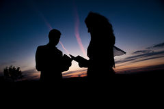silhouette-young-couple-love-bride-groom-posing-field-beautiful-sky-sunset-background-their-wedding-day-45084017