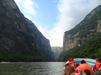 An unforgettable adventure in the Sumidero Canyon